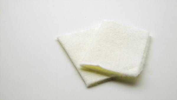 Brustwärmer Einlagen mit Membrantasche